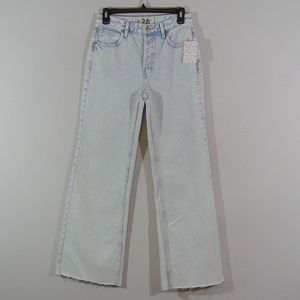 Free People We The Free High Rise Jeans Size 26